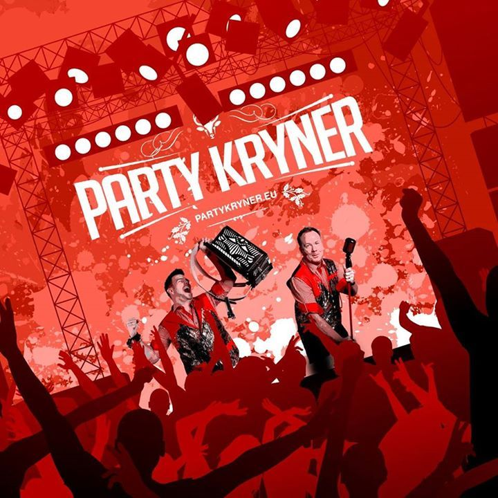 Party Kryner Tour Dates