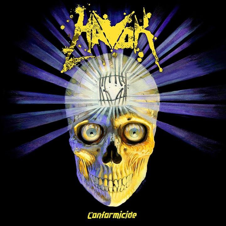 Havok @ Lonestar Events Center Pavilion - Lubbock, TX