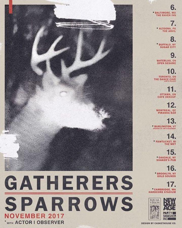 Actor|Observer Tour Dates
