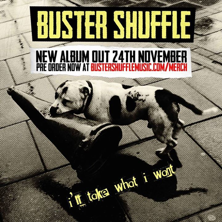 Buster Shuffle Official @ Viper Room - West Hollywood, CA