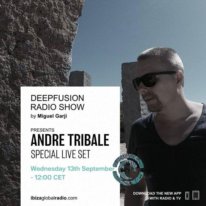 André Tribale Tour Dates