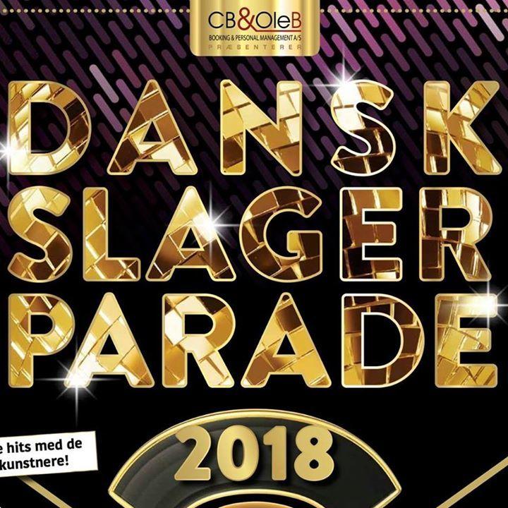 DANSK SLAGER PARADE Tour Dates
