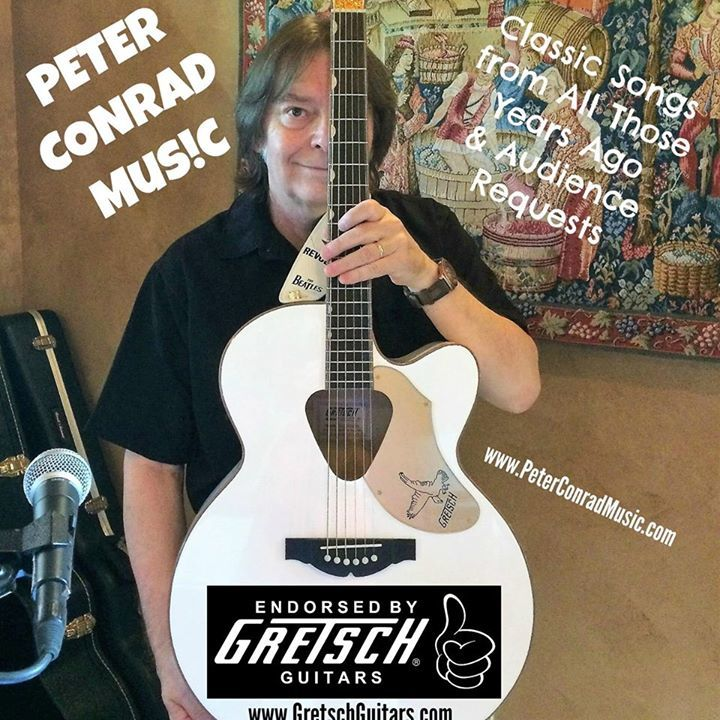 Peter Conrad Music @ Athens Uncorked - Athens, OH