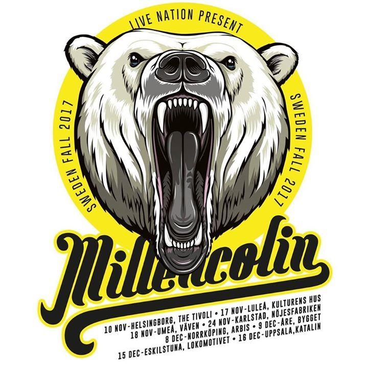Millencolin @ Lokomotivet - Eskilstuna, Sweden