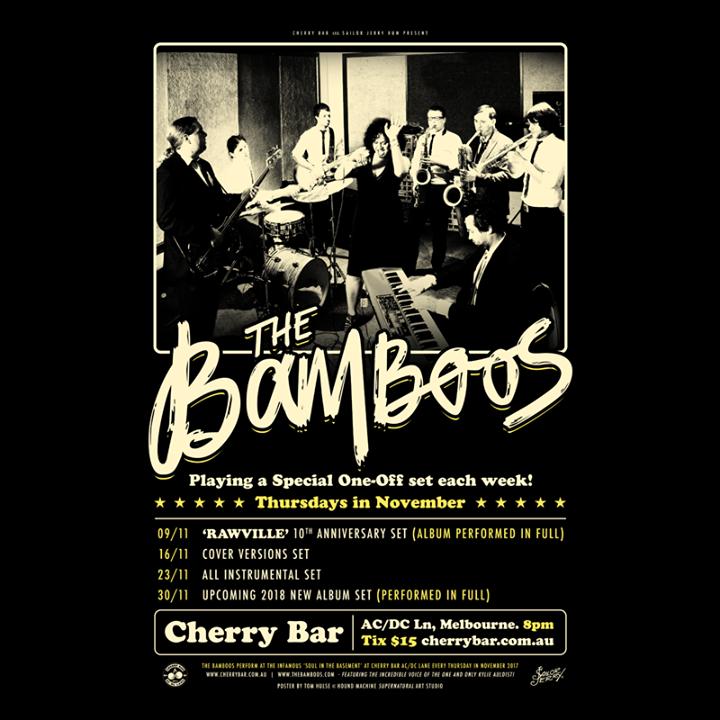 The Bamboos @ Queenscliff - Queenscliff, Australia