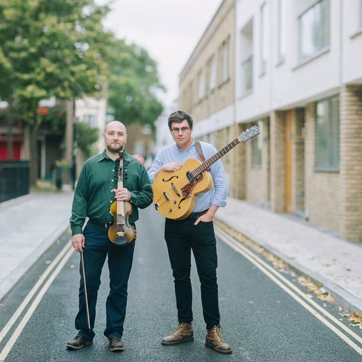 John Dipper & Dave Malkin @ Oxford Folk Club - Oxford, United Kingdom