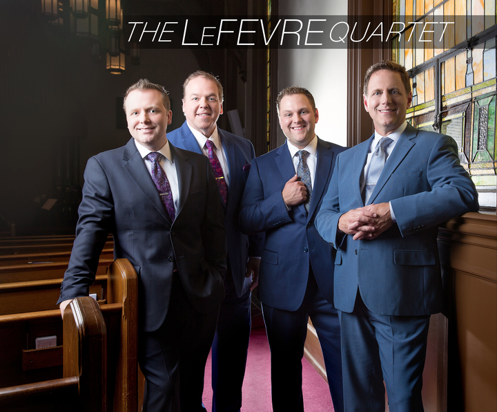 The LeFevre Quartet @ Family Time Off - Gainesville, GA