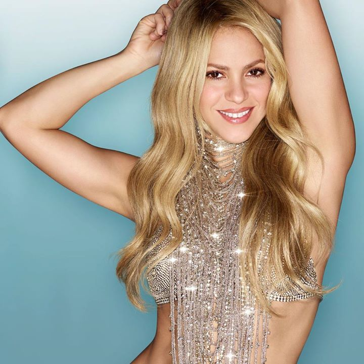 Shakira @ Verizon Centre - Washington, DC
