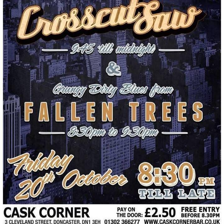 Fallen Trees Tour Dates