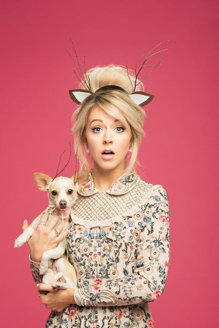 Lindsey Stirling @ Idaho Falls Civic Auditorium - Idaho Falls, ID