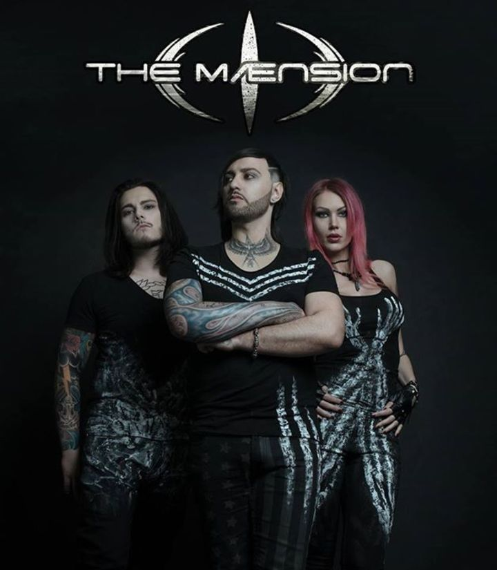 the Maension @ cafe de Meister - Geleen, Netherlands