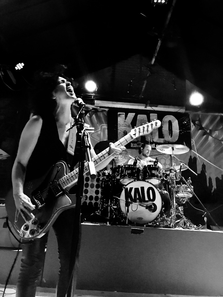 KALO (U.S.) @ Jammin in JC Blues Fest - Junction City, KS