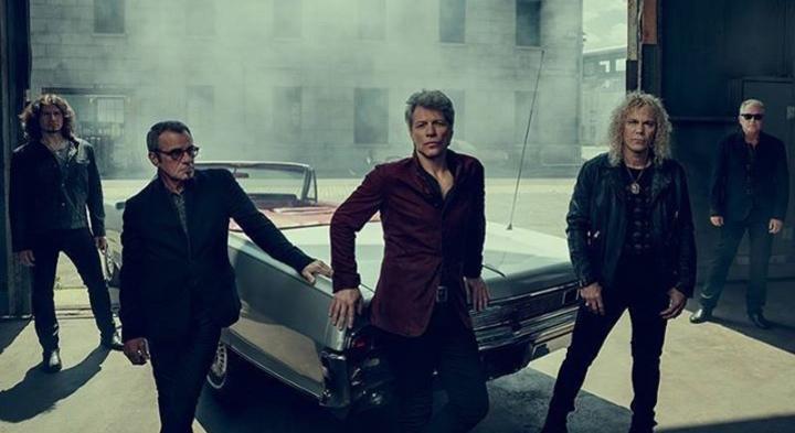 Bon Jovi Tour Dates