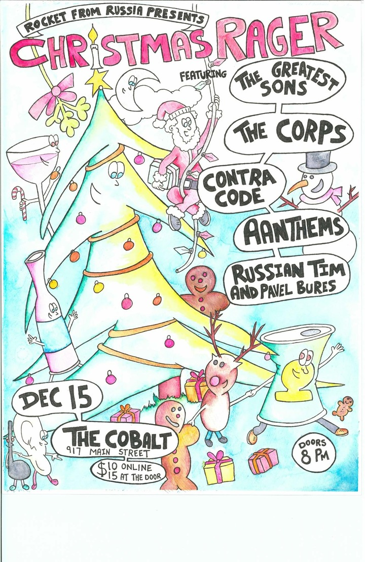 Aanthems @ The Cobalt  - Vancouver, Canada