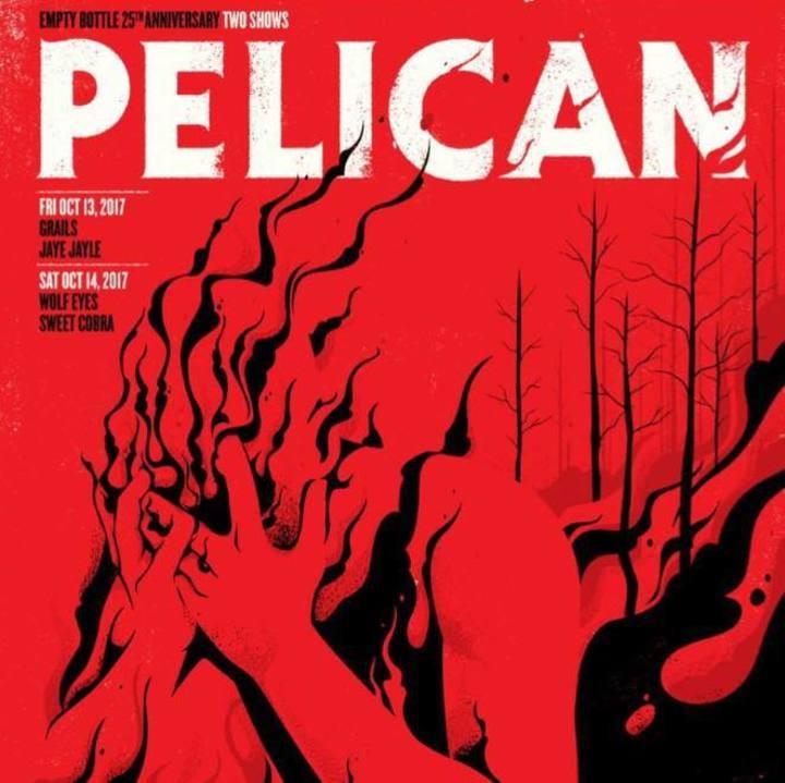 Pelican @ Rock & Roll Hotel - Washington, DC