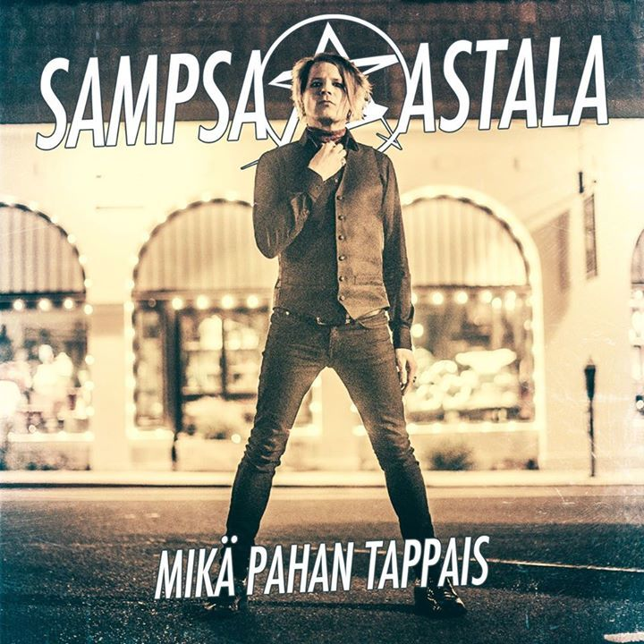 Sampsa Astala @ Arvid - Orimattila, Finland