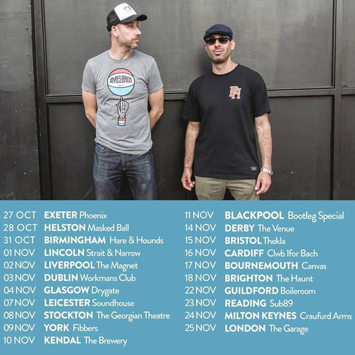 DJ Format Tour Dates