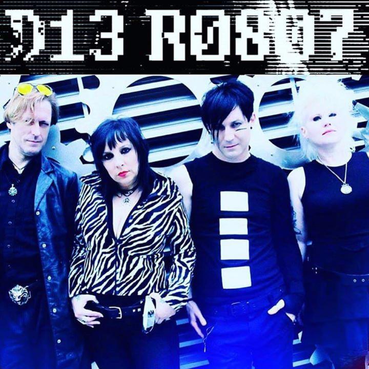 Die Robot Tour Dates