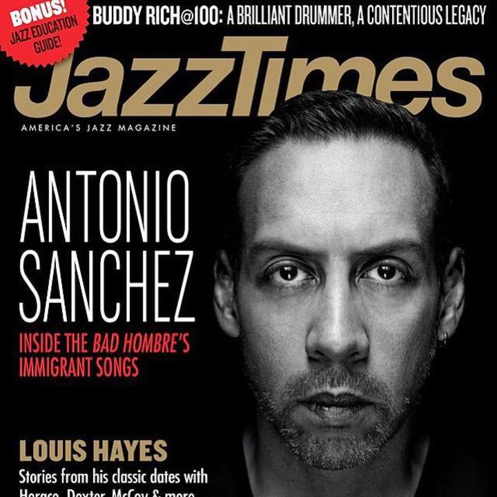 Antonio Sanchez @ Waterfront Auditorium - Belfast, United Kingdom