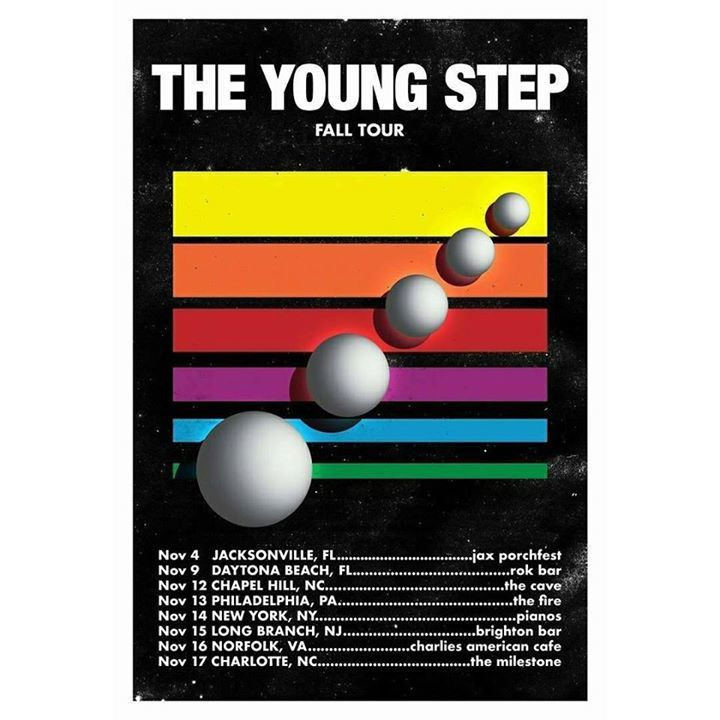 The Young Step Tour Dates