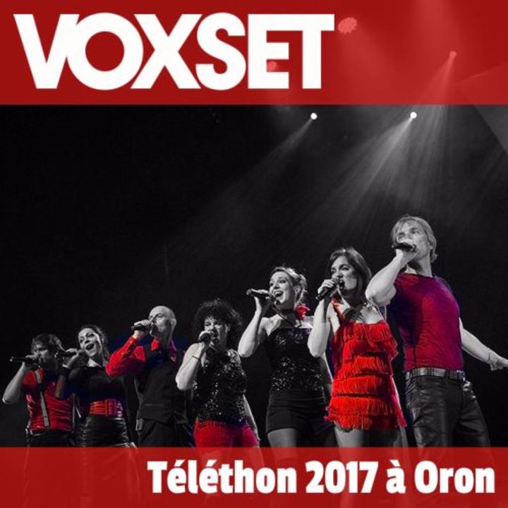 Voxset @ Concert en faveur du téléthon 2017 - Oron, Switzerland