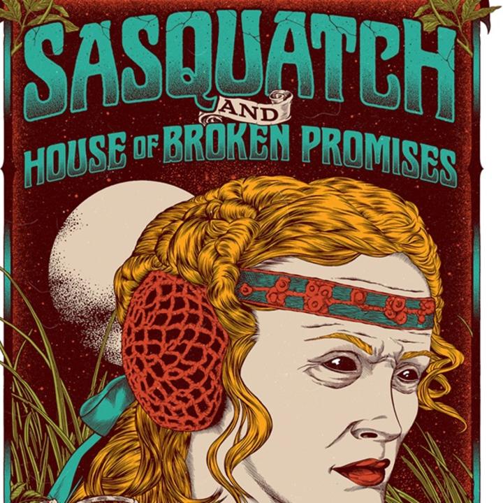 Sasquatch @ Blue Lamp - Sacramento, CA