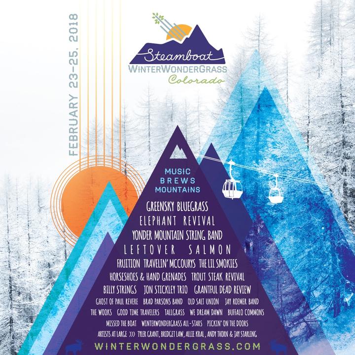 Trout Steak Revival @ WinterWonderGrass Festival - Steamboat Springs, CO