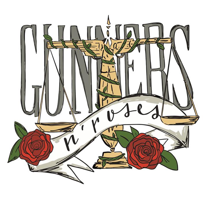 Gunners n' Roses @ Rapture - Charlottesville, VA