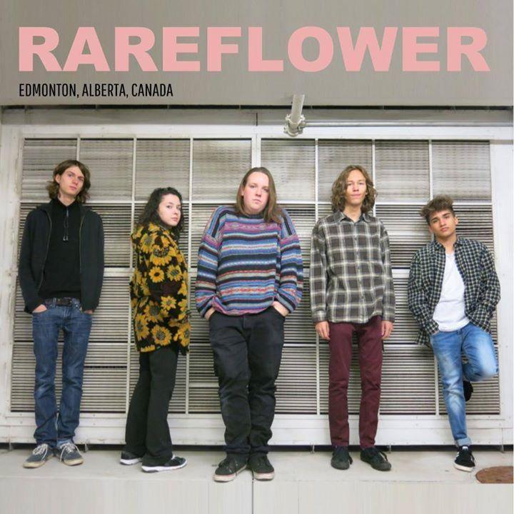 Rareflower Tour Dates