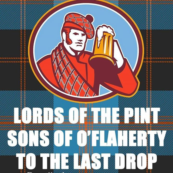 Lords Of The Pints Tour Dates