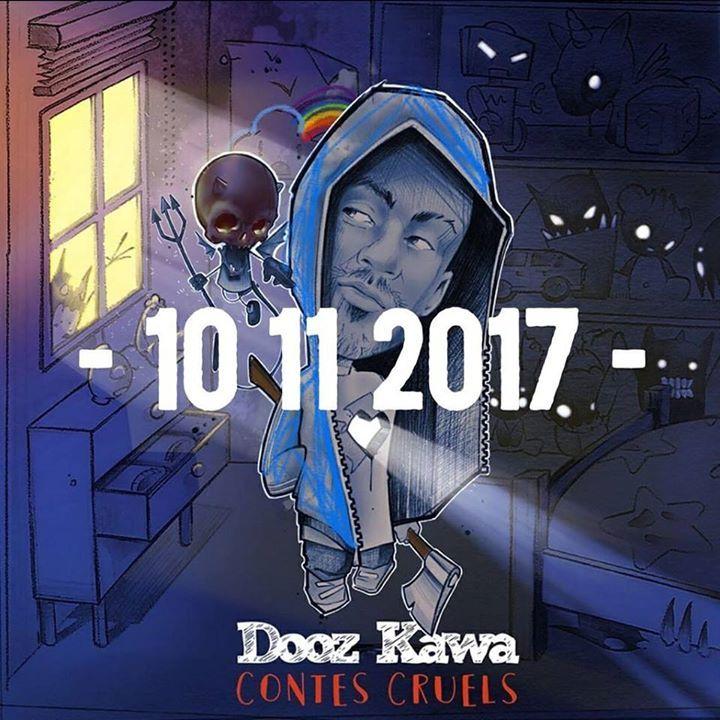 Dooz kawa Tour Dates
