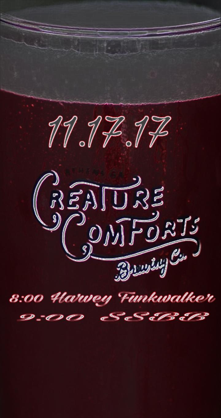 Sunny South Blues Band @ Creature Comforts - Athens, GA