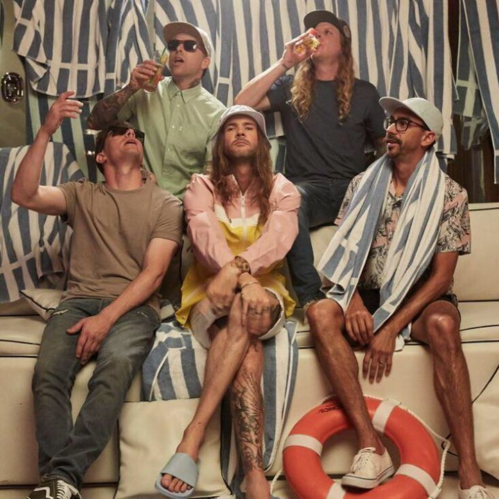 Dirty Heads @ Upstate Concert Hall - Clifton Park, NY