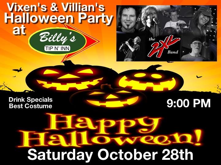 The 2XL Band (MI) @ Billy's Tip N Inn - White Lake Charter Township, MI