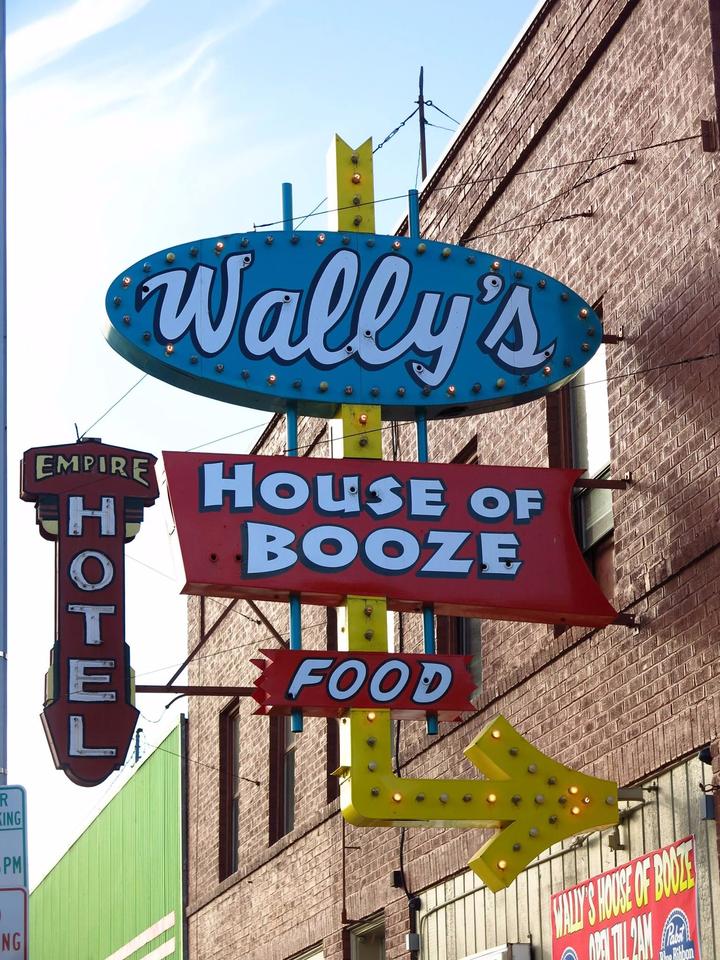 These Guitars Say Sorry @ Wally's House of Booze - Wenatchee, WA