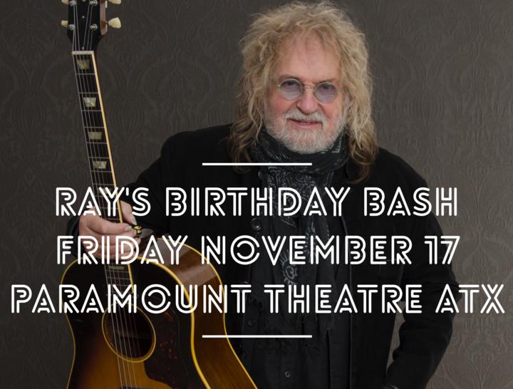 Ray Wylie Hubbard @ Paramount Theatre Austin - Austin, TX