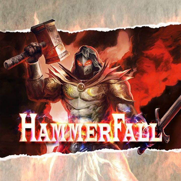 HammerFall Tour Dates