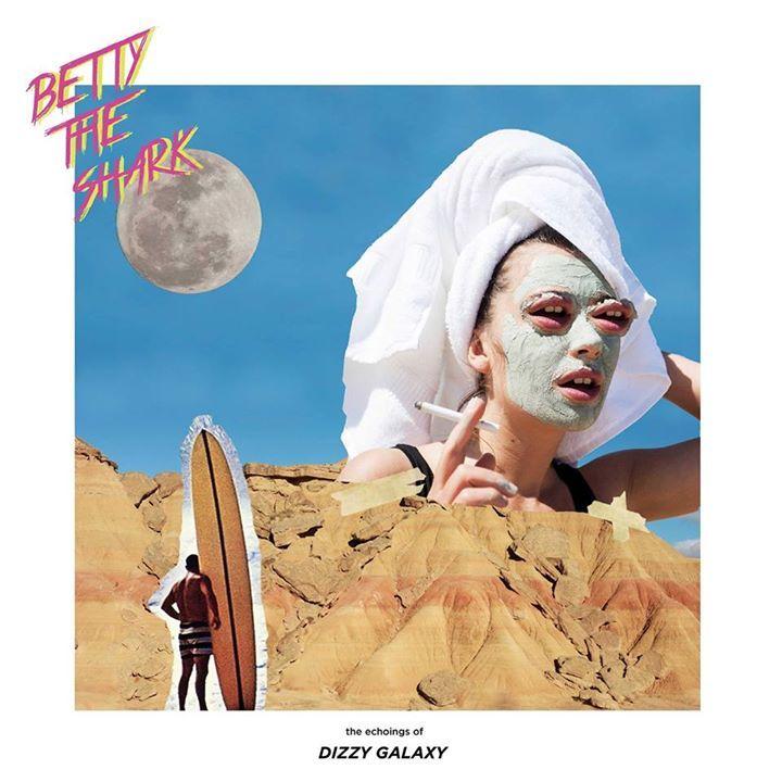 Betty The Shark Tour Dates