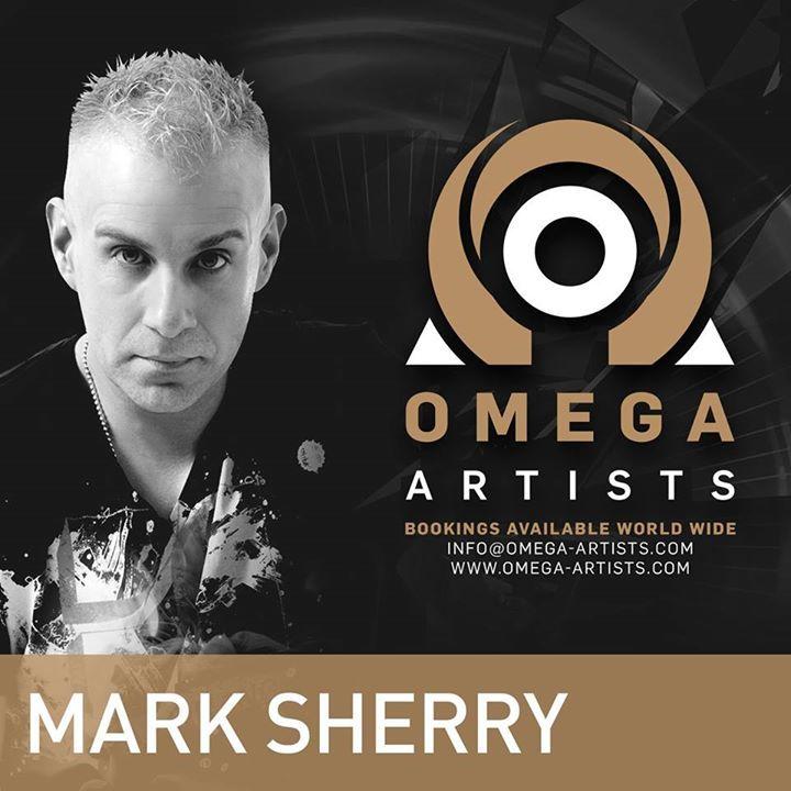 Mark Sherry @ Maassilo Rotterdam - Rotterdam, Netherlands