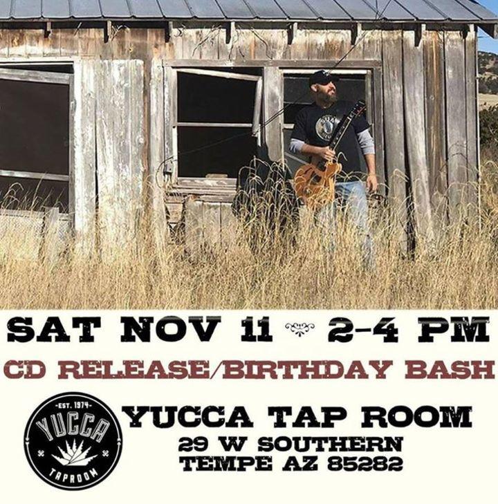 Jim Bachmann  @ Yucca Tap Room - Tempe, AZ