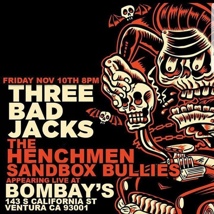 Sandbox Bullies Tour Dates