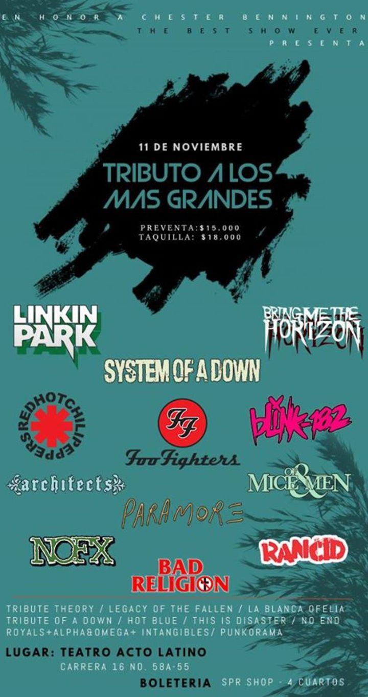ALLEN Tour Dates