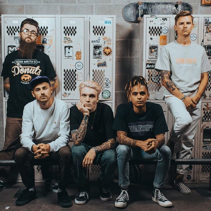 Neck Deep @ The Orpheum - Tampa, FL