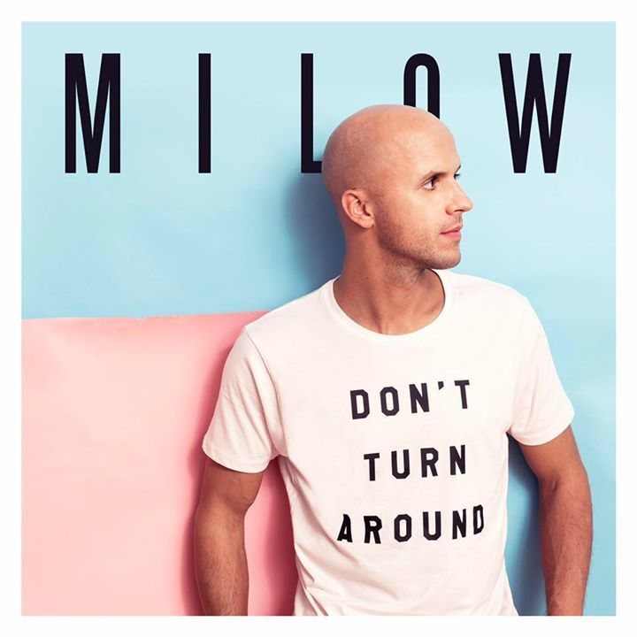 Milow @ Genk on stage - Genk, Belgium