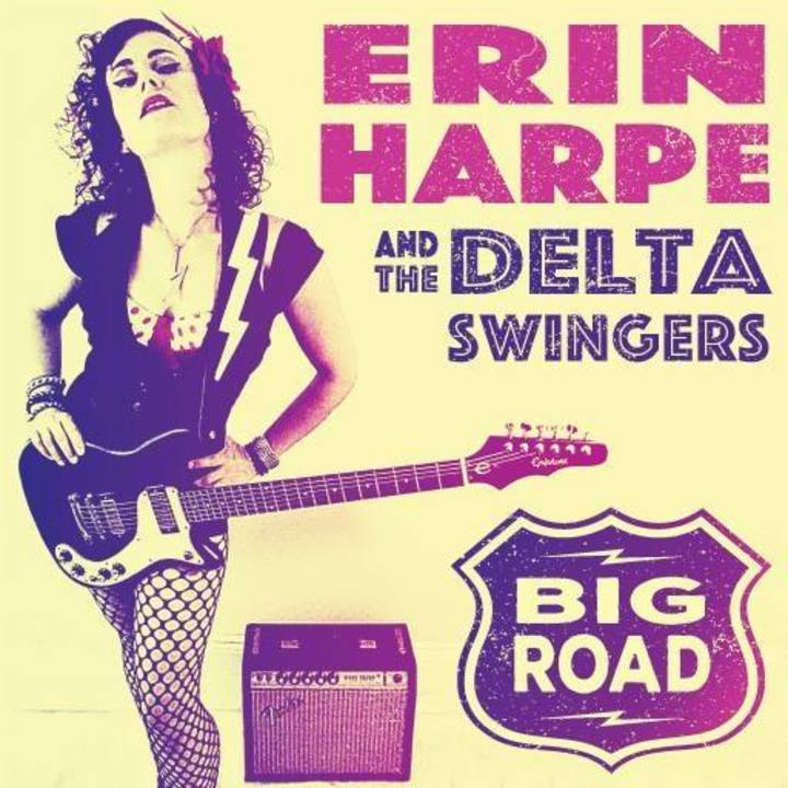 Erin Harpe and the Delta Swingers @ Fury's Publick House - Dover, NH