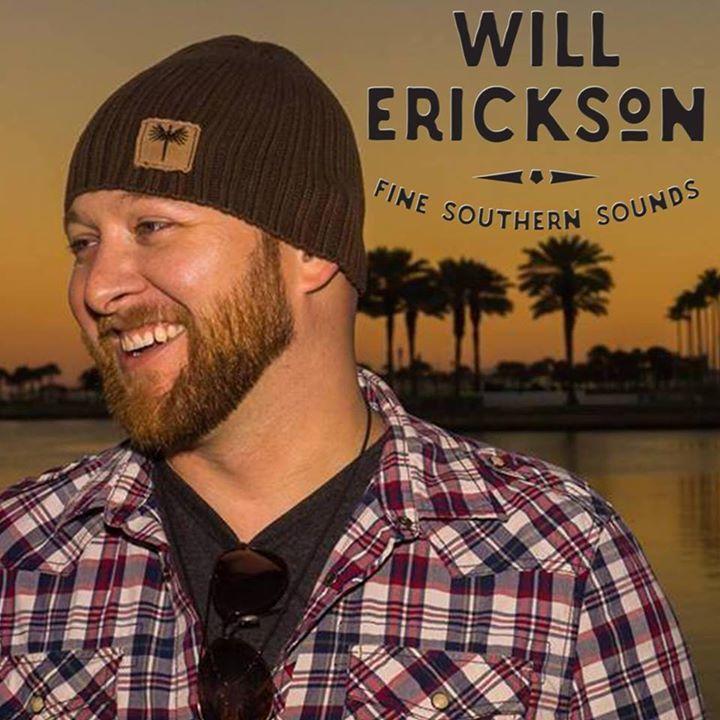 Will Erickson Tour Dates