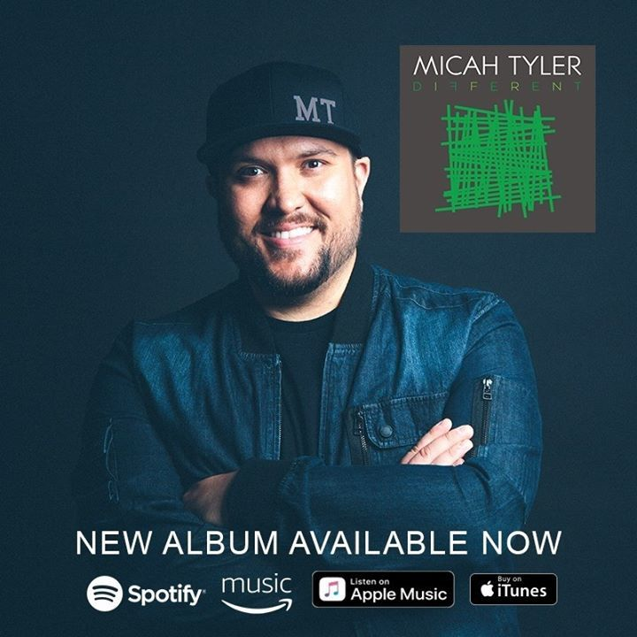 Micah Tyler @ Set Free Tour / Aberdeen Recreation and Cultural Center - Aberdeen, SD