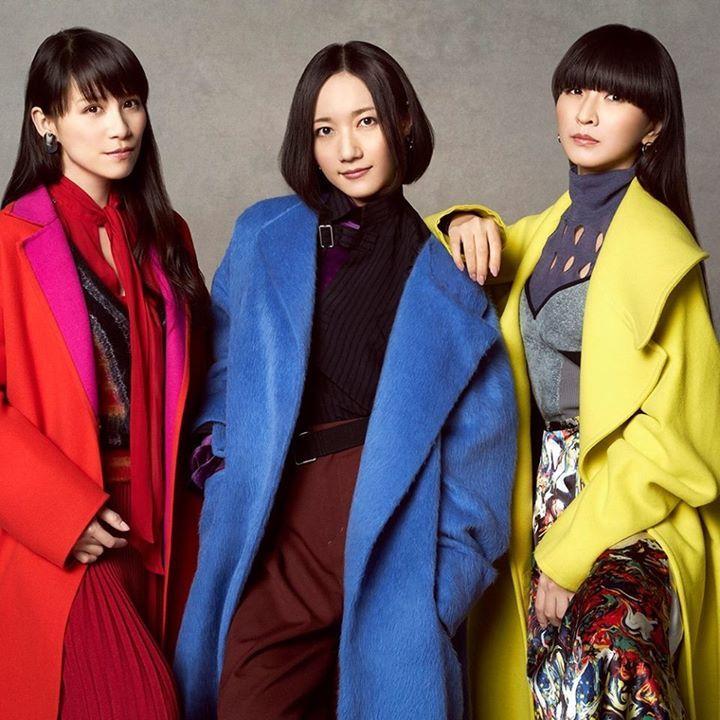 Perfume (パフューム) @ Osaka-Jo Hall - Osaka, Japan