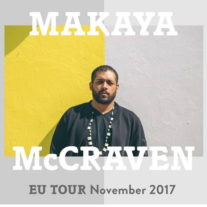 Makaya Tour Dates