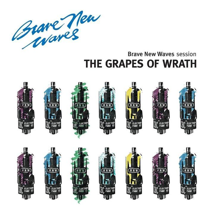 The Grapes of Wrath Tour Dates